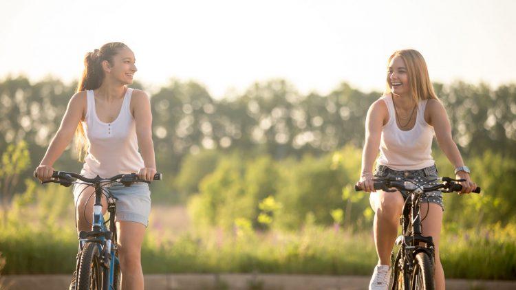 Ciclo e camminata solidale