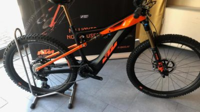 E-BIKE KTM 2020 IN PROMO DA IDEA BICI