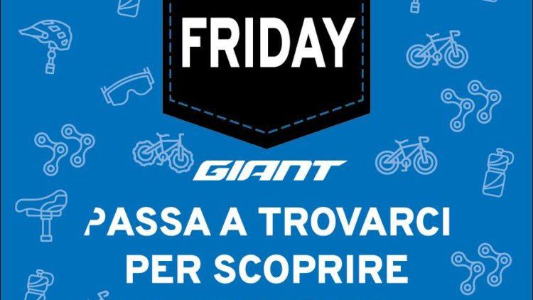 Offerte Giant per il Black Friday